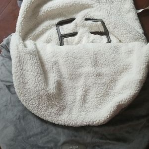 JJ Cole car seat bundle me cover